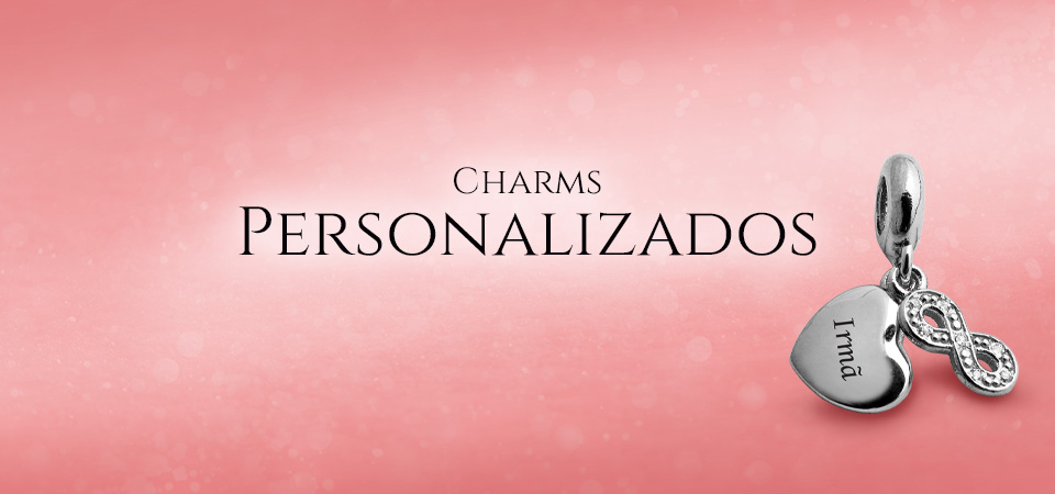 Charms Personalizados