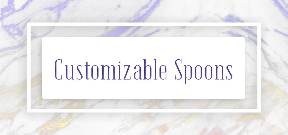 Customizable Spoons