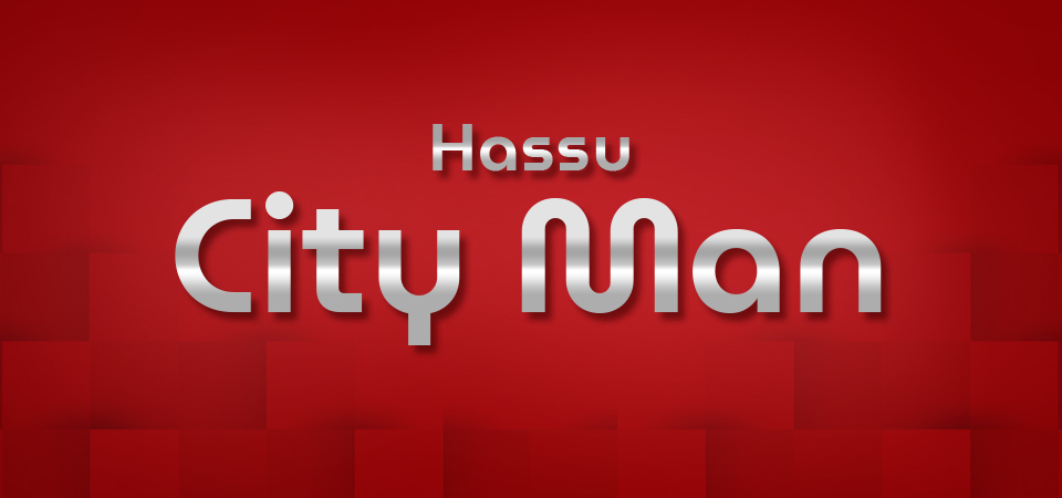 Hassu City Man