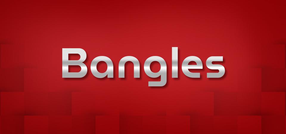 Bangles Woman