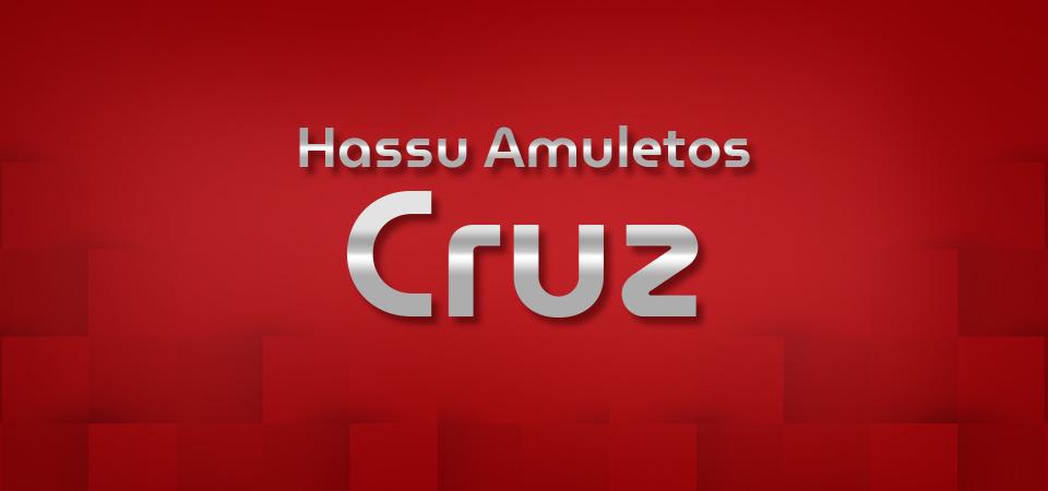 Hassu Amuletos - cruz
