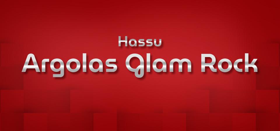 Hassu Argolas Glam Rock