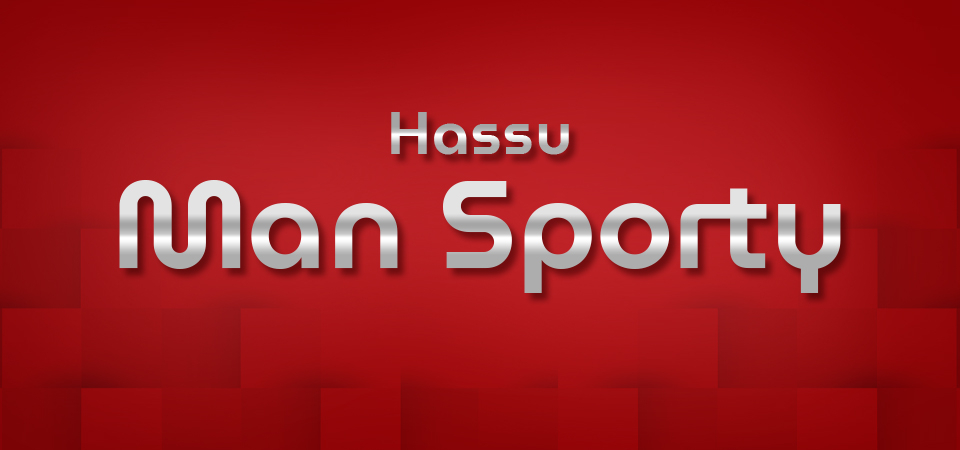 Hassu Man Sporty