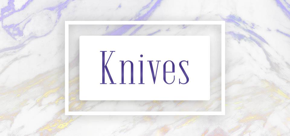 Knives (flatware)