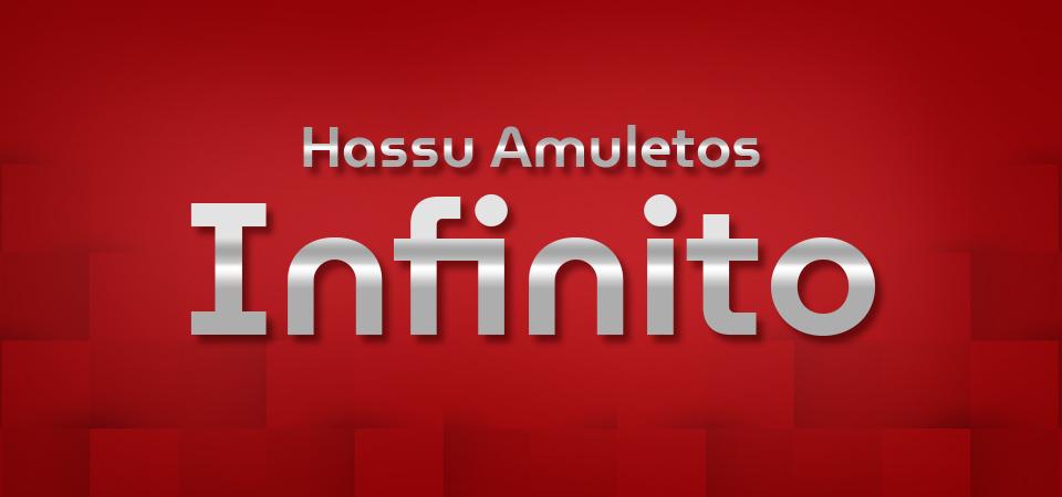 Hassu Amuletos - infinito