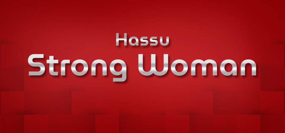 Hassu Strong Woman