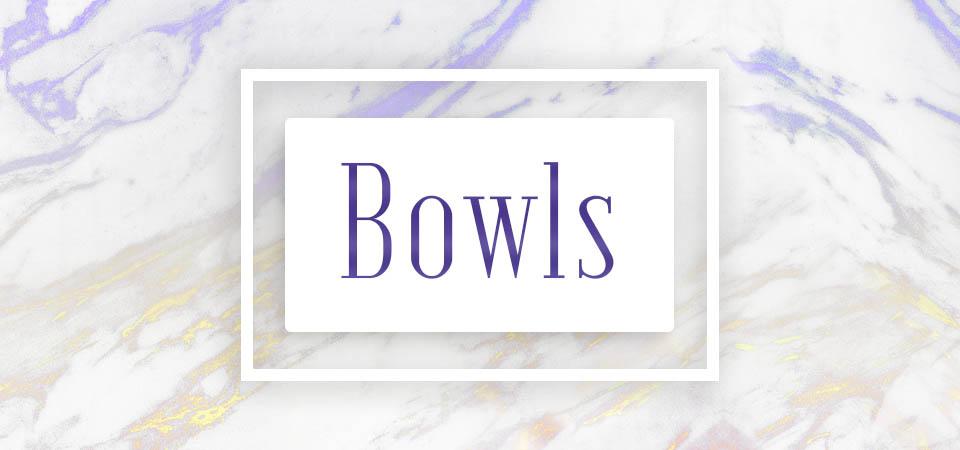 Bowls (home decor)