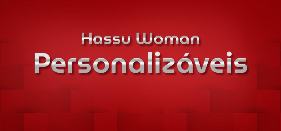 Hassu Woman Personalizáveis