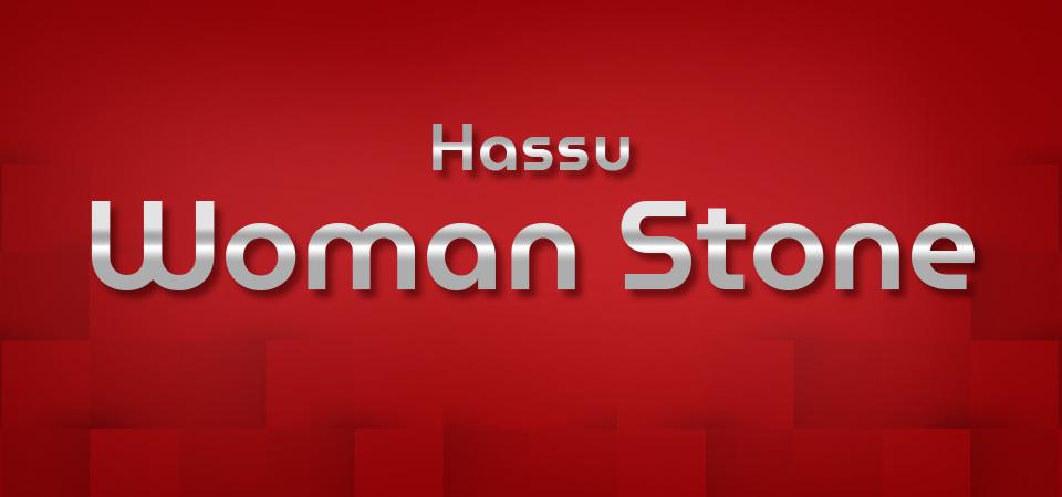 Hassu Woman Stone