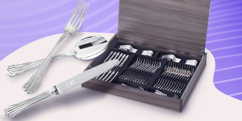 Flatware - Heavy Silver Plated
