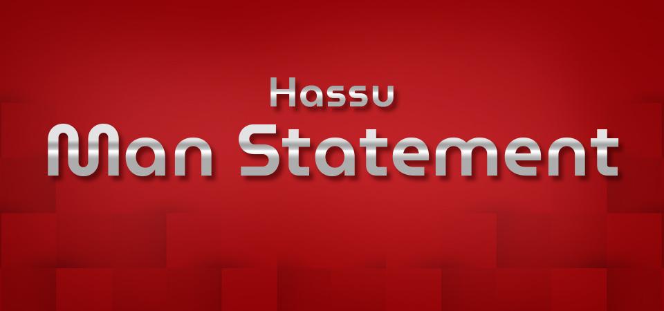 Hassu Man Statement