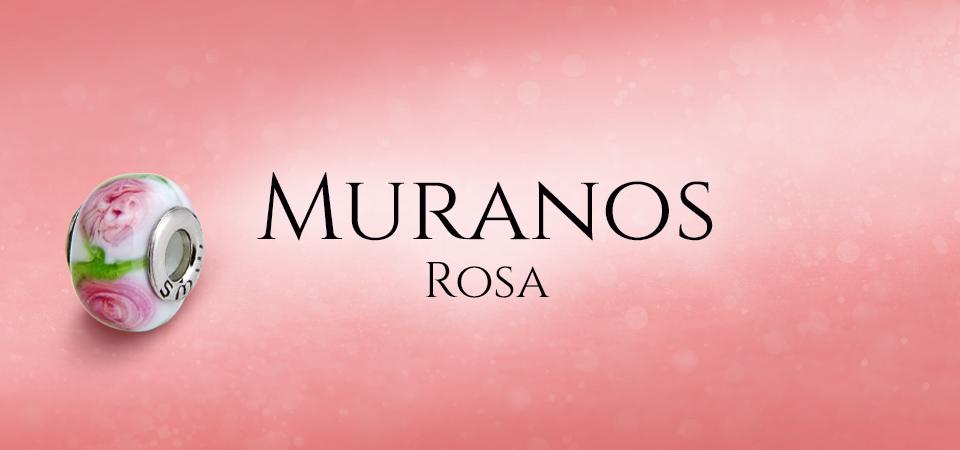 Muranos Rosa