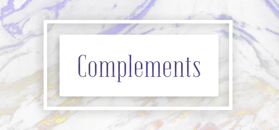 Complements (home decor)