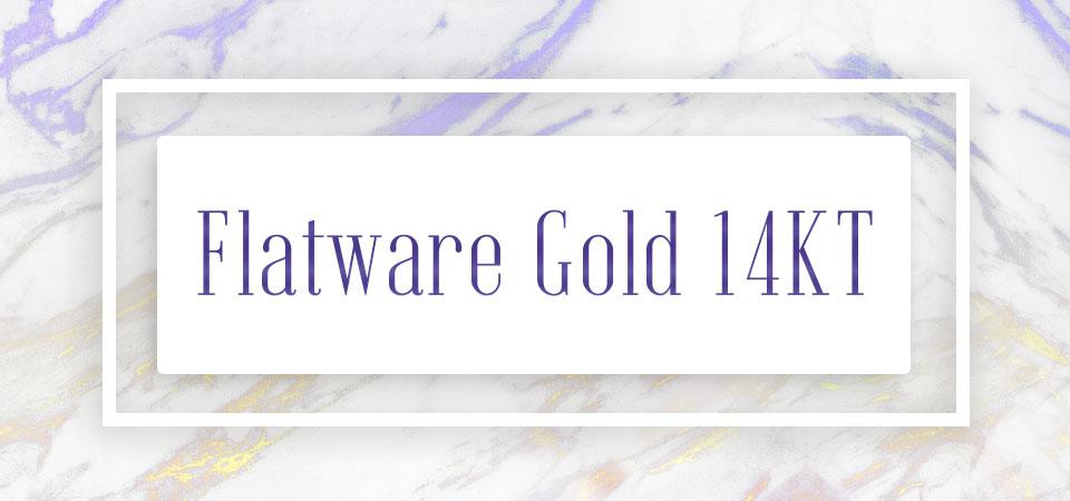 Flatware Gold 14Kt