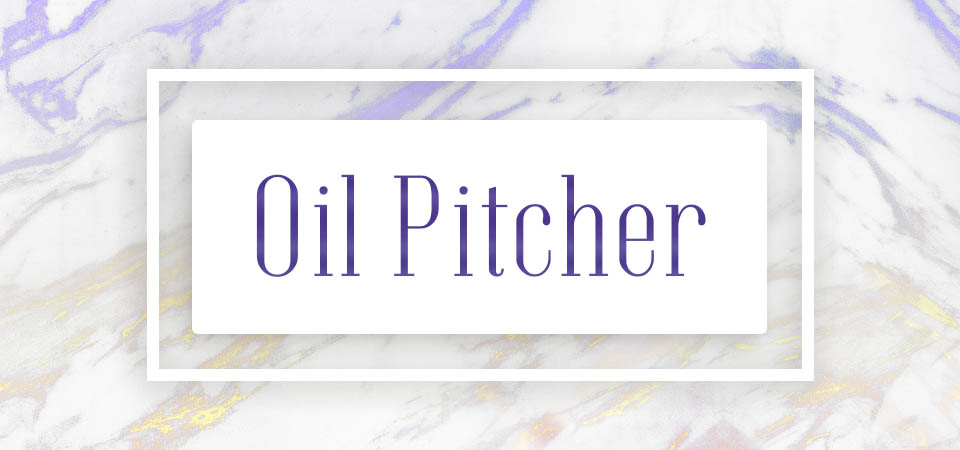 Oil Pitcher