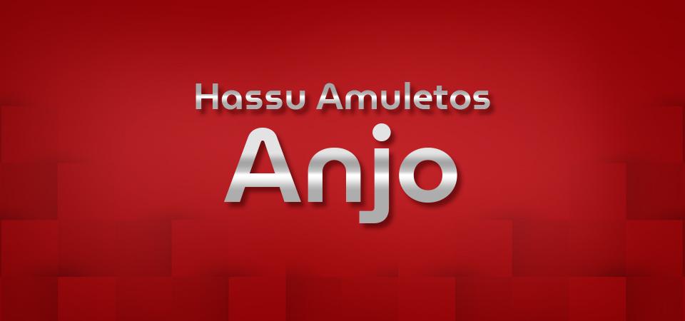 Hassu Amuletos - anjo