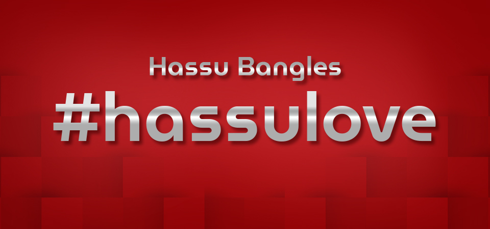 Hassu Bangles #hassulove
