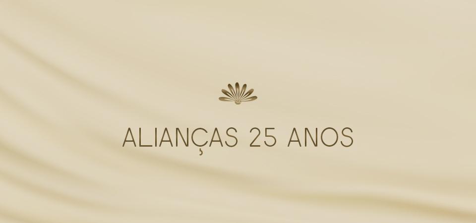 Todas as Alianças 25 Anos