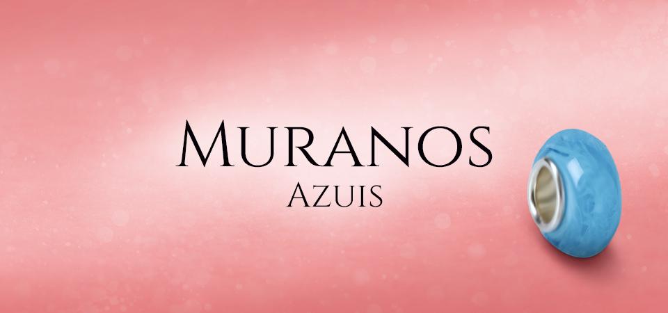Muranos Azuis