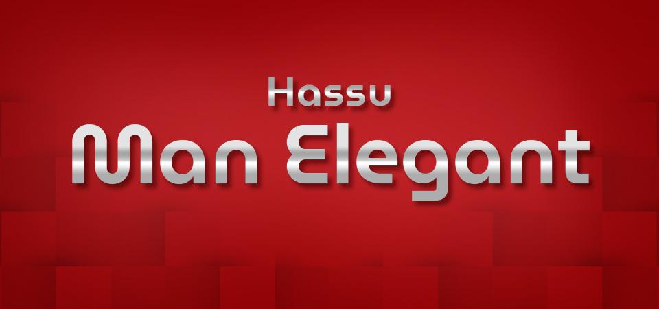 Hassu Man Elegant