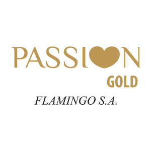 Flamingo Passion Gold
